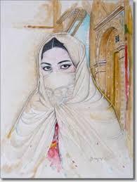 Algerina - la donna algerina
