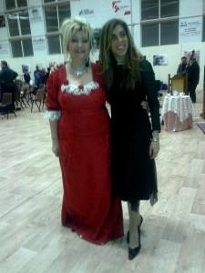Paola Occhi e Silvana Lazzarino