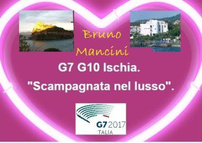 Scampagnata nel lusso: G7 G10 delegazioni presenti a Ischia