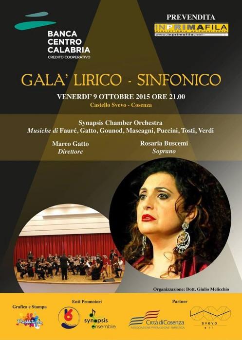 Galà Lirico-Sinfonico