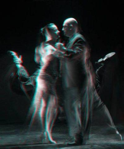 TANGO in fotografia al Teatro di Villa Torlonia
