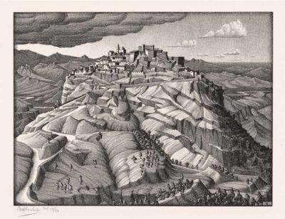 Escher mostra a Milano Palazzo Reale