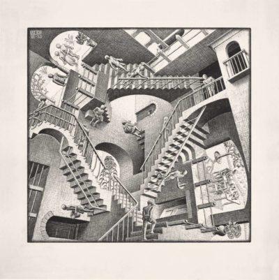 Escher a Milano Palazzo Reale