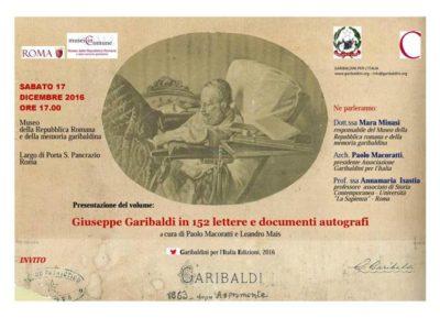 Garibaldi volume