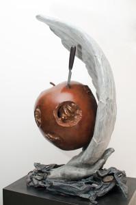ALBA GONZALES la mela violata