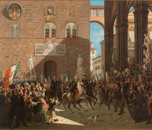 Firenze Capitale 1865-2015. Doni - collezioni del Re