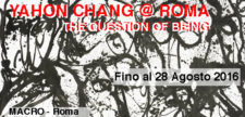 YAHON CHANG @ ROMA The question of Beings