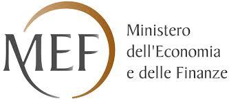 logo ministero finanze