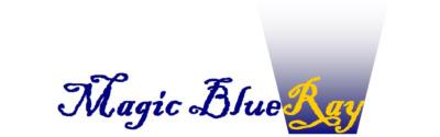Bibliolettura con Magic blue Ray