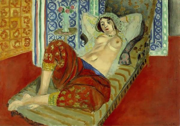 Matisse e il suo tempo a Torino