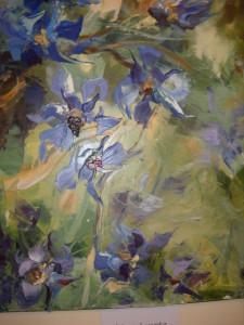 Iris nel vento di Bruno Molinaro