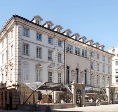 Invito a palazzo palazzo Bricherasio