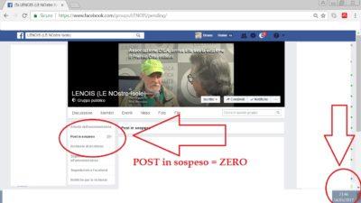 L'inattendibile contabilità di facebook