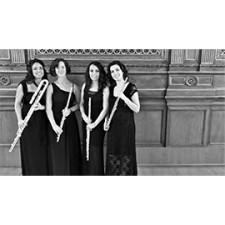 ESTATE LUNGO IL TEVERE quartetto flauti Skyron Flute Ensemble