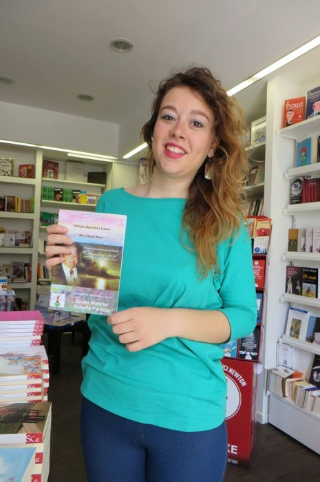 Mare Monti Mare antologia a cura di Bruno Mancini e Roberta Panizza