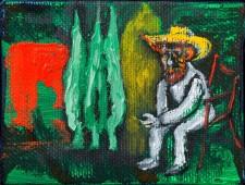 Serie Van Gogh di Cucchi