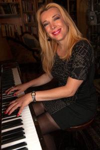 Silvia Pietrantonio cantante lirica e compositrice